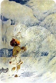 It was the Snow Queen, Honor C. Appleton
