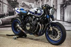 RocketGarage Cafe Racer: Ronin