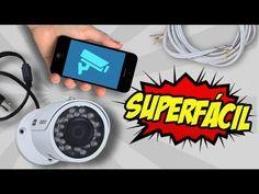CFTV: Câmeras de Segurança, INSTALAÇÃO SUPER FÁCIL  - YouTube