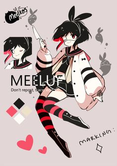 Meelkos #7: Auction [CLOSED] by Meeluf.deviantart.com on @DeviantArt