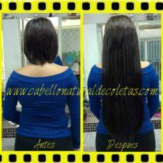 Hair extension in Guadalajara Mexico