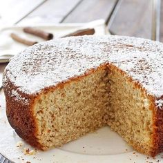 Making Italian Food With Pasta Italian Desserts, Italian Recipes, Italian Dishes, Cake Cookies, Cupcake Cakes, Italy Food, Low Carb Bread, Easy Cake Recipes, Food Dishes
