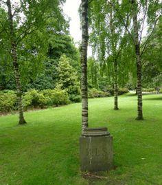 Robert Louis Stevenson Memorial - Crumbs and Petals