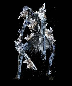 Crystal Undead - Pictures & Characters Art - Dark Souls
