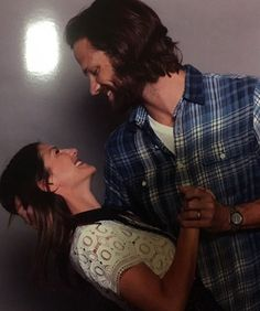 This is too cute. Jared and Gen Jibcon7