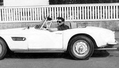 Elvis loved his BMW 507