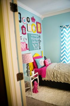 AMAZING little girl room - Click image to find more Kids Pinterest pins