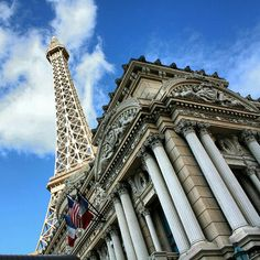 Paris Hotel in Las Vegas stayed there in May 2014 . What a great hotel. Paris Hotel Las Vegas, Las Vegas Love, Visit Las Vegas, Las Vegas Hotels, Las Vegas Nevada, Paris Hotels, Monuments, Great Hotel, Dream City