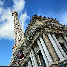 Paris Hotel in Las Vegas by WendysHat, via Flickr