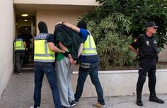"Spanish, German and Belgian authorities have arrested five people suspected of forming an ""active and dangerous"" Islamic State cell and promoting Islamist militancy in the three countries, Spain's interior ministry said on Wednesday."