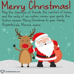 Write name on Generator For Christmas Wishes Sayings images with best online generator and name editing options. Christmas Wishes Greetings, Christmas Wishes Quotes, Best Christmas Wishes, Christmas Names, Merry Christmas Images, Christmas Music, Christmas Greeting Cards, Xmas, Images For Facebook Profile