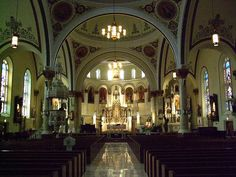 St. Mary of Perpetual Help Catholic Church, Chicago, IL by catholicsanctuaries, via Flickr