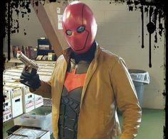 "How to Make a Batman: ""Red Hood [Jason Todd]"" Costume -Version 2.0"