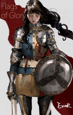 For pictures/art of women in reasonable armo[u]r. Fantasy Armor, Medieval Fantasy, Dark Fantasy, Character Concept, Character Art, Concept Art, Armor Concept, Fantasy Characters, Female Characters