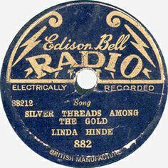 the Clog art+pop culture: Vintage Record Labels (Part 5)