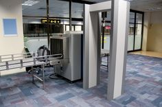 Woman dies pacemaker malfunction airport security scanner - no one with pacemaker can safely go thru a metal detector !!!