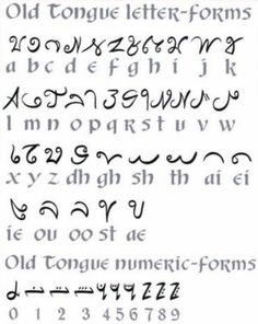 The Old Tongue Alphabet (found in the cover of the New Spring graphic novel) Alphabet Code, Alphabet Symbols, Braille Alphabet, Ancient Alphabets, Ancient Symbols, Tattoo Familie, Fictional Languages, Letras Tattoo, Different Alphabets