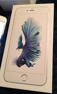 Apple iPhone 6s Plus Silver. (T-Mobile)