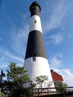 The lighthouse at Fire Island National Seashore: Actually one of the US National Parks and one of our favorite places anywhere.