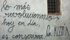 lo más #revolucionario