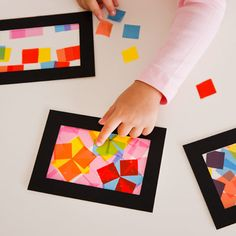 Kiwi Crate sends a different kit each month with learning activities/crafts. My kids loved these DIY projects! Kits For Kids, Projects For Kids, Craft Projects, Kids Crafts, Craft Activities For Kids, Kiwi Crate, How To Teach Kids, Stained Glass Crafts, Crafty Kids