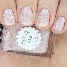 Lynnderella Make Up My Nails | Peachy Polish