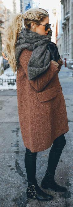 Mäntel und Schals findet Ihr auch bei uns in der #EuropaPassage #EuropaPassageHamburg #Mode #style #fashion