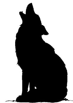 Wolf Silhouette Vinyl Decal - You will receive the vinyl decal as listed above and as shown in the images. Wolf Silhouette, Silhouette Vinyl, Silhouette Glasses, Forest Silhouette, Flower Silhouette, Silhouette Images, Silhouette Design, Animal Stencil, Wolf Stencil