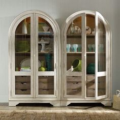 Shop this hooker furniture sunset point white, cream & beige display china cabinet from our top selling Hooker Furniture china cabinets. LuxeDecor is your premier online showroom for dining room furniture and high-end home decor. Hooker Furniture, Cabinet Furniture, Ikea Furniture, Dining Room Furniture, Metal Furniture, Furniture Ideas, Furniture Removal, Furniture Companies, Unique Furniture