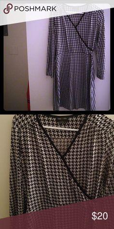 Checkered dress Business casual dress Dresses Midi