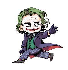 Joaquin Phoenix, Anime Chibi, Anime Arms, Joker 2008, Joker Kunst, Joker Und Harley Quinn, Casa Anime, Joker Images, Heath Ledger Joker