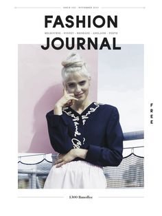 Fashion Journal 152   1300 Banoffee