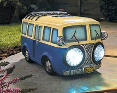 Camper Van Solar Light. Absolutely gorgeous bit.ly/2mAM7fx