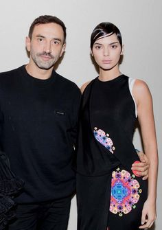 For his Spring 2017 show, Riccardo Tisci brought back Kendall Jenner and the rest of his Givenchy gang.