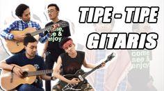 TIPE - TIPE GITARIS || KasuRusaK