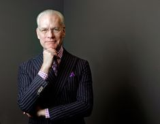 Tim Gunn on Chanel, The Golden Girls, and Aretha Franklin
