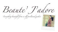 Beaute' J'adore: DIY Duster