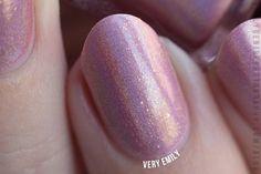 Very Emily » I Love Nail Polish – Flower Girl