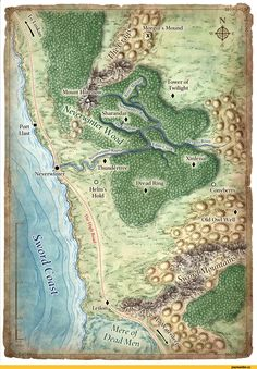 Lost Mines Of Phandelver Map Maping Resources