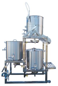 Use These Brewing Systems for Building the Perfect Home Brewing System that allows you to easily brew all-grain beer at home without performing any heavy lifting of brew kettles. Home Brewery, Home Brewing Beer, Vodka, Home Brewing Equipment, More Beer, How To Make Beer, Beer Lovers, Craft Beer, Homebrewing