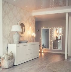 Schlafzimmer Schlafzimmer The post Schlafzimmer appeared first on Tapeten ideen. Source by The post Schlafzimmer Schlafzimmer The post Schlafzimmer appeared first on Tapeten idee… appeared first on Swor. Home Interior, Interior Design Living Room, Living Room Decor, Bedroom Decor, Bedroom Ideas, Large Bedroom, My New Room, Home And Living, Room Inspiration