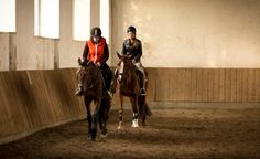 Looking for ways to improve your #horseback riding skills? Try these easy tips to become a better #rider!