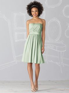 After Six Style 6620 Celadon