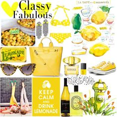 Lots of Lemons!