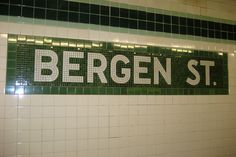 New York Subway, Nyc Subway, Subway Tile, Go Transit, Boerum Hill, The Ind, Jacob's Ladder, S Bahn, New Amsterdam