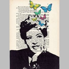 Billie Holiday  PRINT ARTWORK on 1920 famous by wantaprint on Etsy, $10.00
