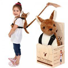 Pipsy Koala Kangaroo Harness Buddy -  Kenny Kangaroo