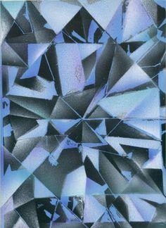 "Saatchi Art Artist Charles Valoroso; Painting, ""Diamond Head # 1"" #art"