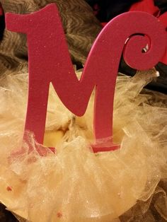 Baby shower  initial. ..pink and gold. .