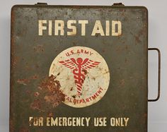 med kit in WWI - Google Search